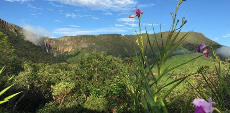 Criado para preservar as nascentes do Rio São Francisco, a Serra da Canastra é um prato cheio para os aventureiros (Foto: Divulgação/ serradacanastra.com)
