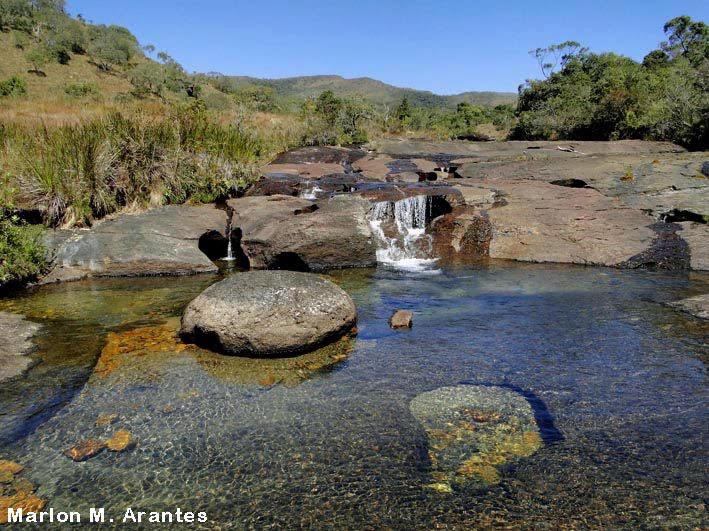 Aiuruoca é muito conhecida no circuito do Ecoturismo e por ser a terra natal da atriz Isís Valverde (Foto: Marlon M. Arantes/ Prefeitura de Aiuruoca)