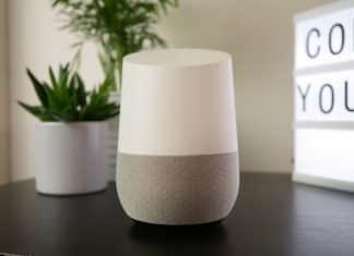google-home-robô
