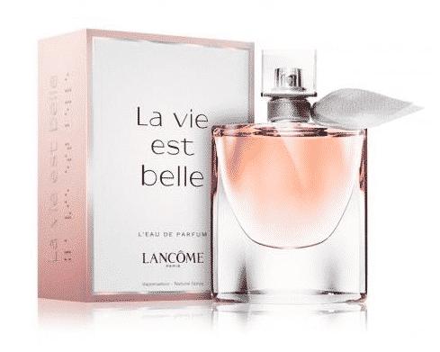 Perfume La Vie Est Belle: delicado, feminino e romântico.