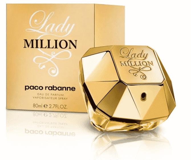 Perfume Lady Million: um aroma notável!