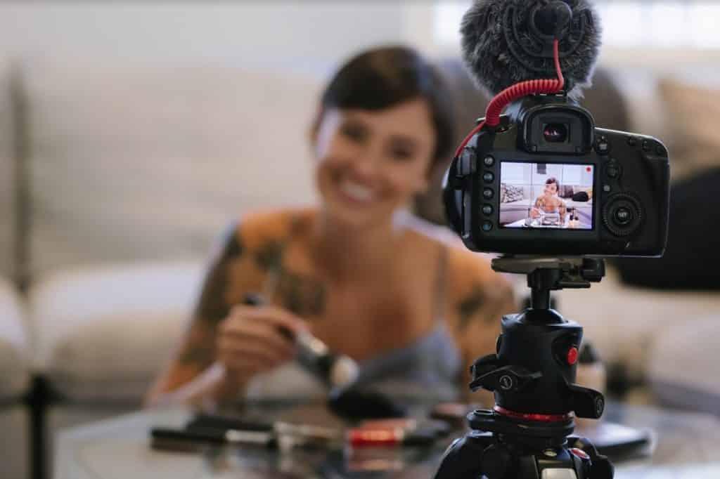 Câmeras Para Gravar Vídeos pro YouTube