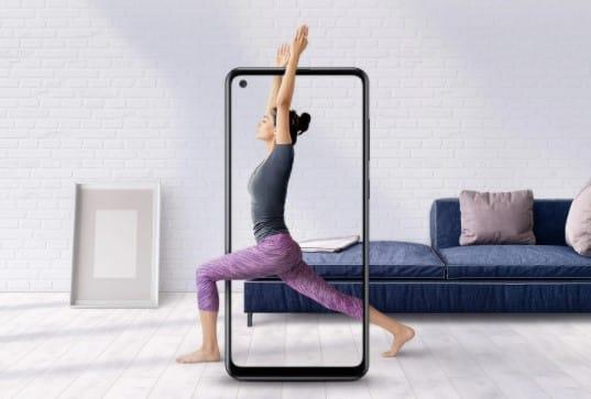Tela Samsung A21S