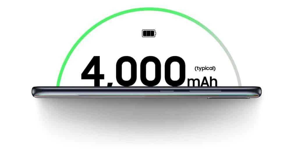 Bateria Galaxy A51