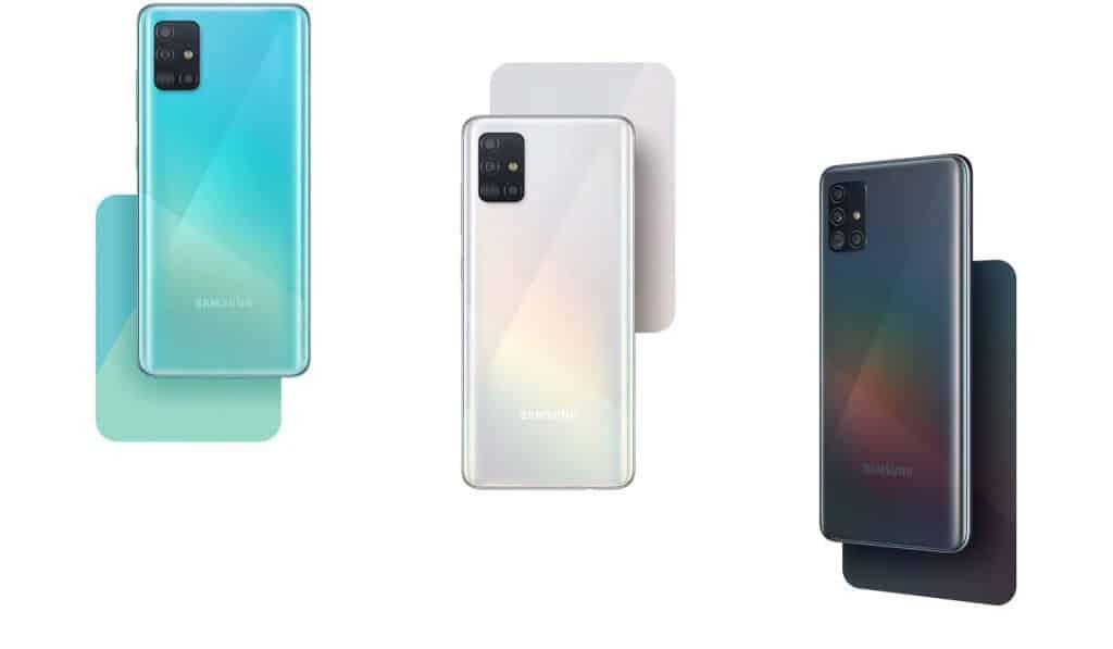 Design Galaxy A51