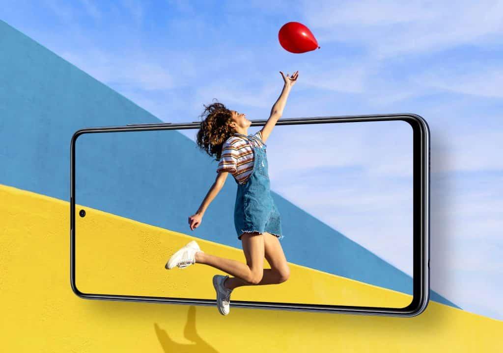 Tela Samsung Galaxy A51
