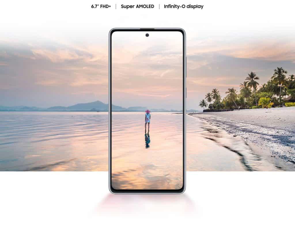 Tela Galaxy Note 10 Lite