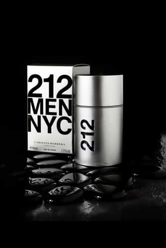 212 Men NYC Carolina Herrera