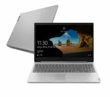 Mantenha seus estudos em dia com o Notebook Lenovo S145.