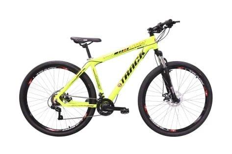 Uma bicicleta aro 29 é um modelo para pedaladas mais avançadas.