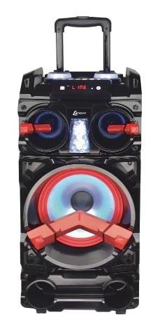 A caixa de som bluetooth é uma excelente opção para aquelas apaixonadas por música.