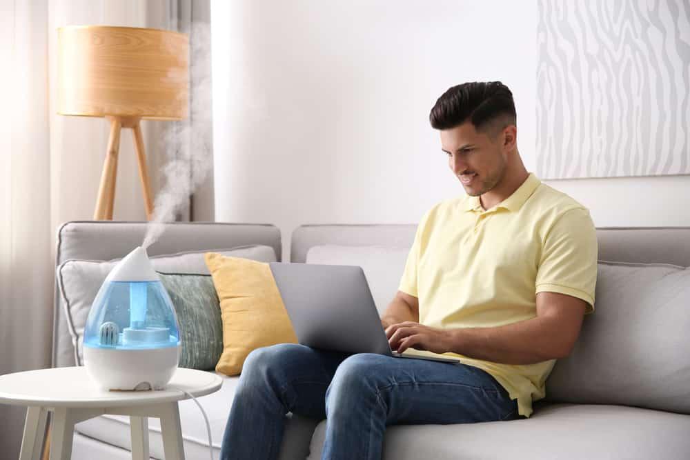Comprar umidificador de ar online
