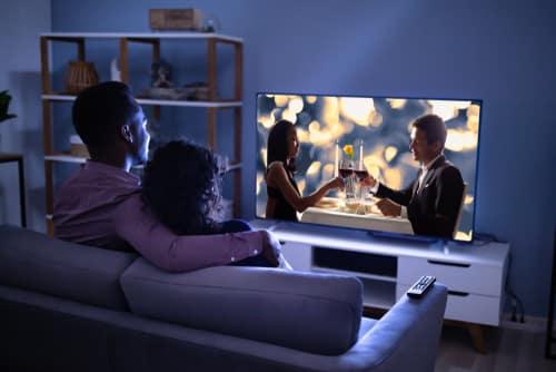 TVs OLED emitem imagens e cores próximas à realidade